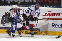 Plzeň porazila Znojemské Orly 5:2.