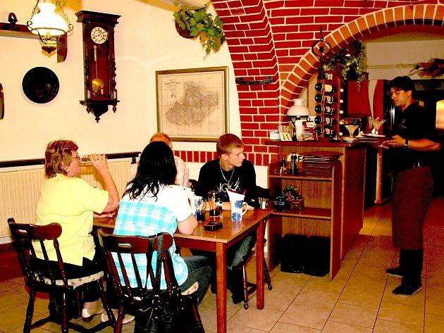 Restaurace Blanka