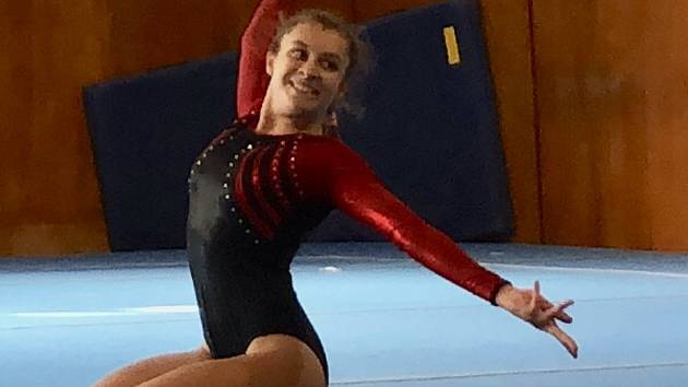 Gymnastky znojemského Klubu sportovní gymnastiky (KSG) zahájily sezonu v ostravských Vítkovicích.