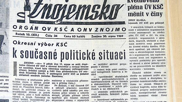 21. srpen 1969