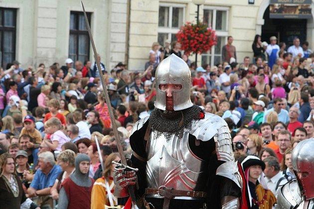 Znojemské historické vinobraní - sobota