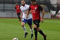 Přátelské utkání sehráli fotbalisté 1.SC Znojmo FK proti katarskému týmu Al-Rayyan SC.