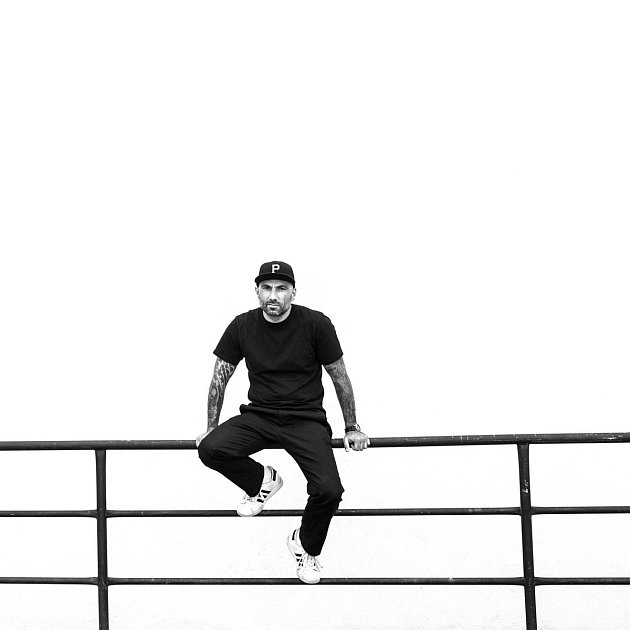 Fotografka Pavlína Faragová miluje černobílé snímky a ráda do nich komponuje lidi.