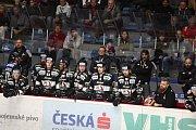 Orli Znojmo hostili v 9. kole EBEL úřadujícího mistra HC Bolzano.