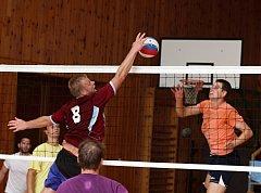 Přípravou na novou volejbalovou sezonu byl šestadvacátý ročník Memoriálu Ing. Ivo Peroutky.