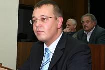 Znojemský starosta Petr Nezveda