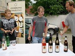 Višňové proslavilo snad po celé zemi Adámkovo vinařství, výrazně zpopularizované filmem Bobule.