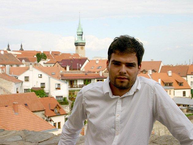 Regionální politický rybník hodlá rozčeřit mladá krev. Lídrem Nové generace je Vítězslav Klement.