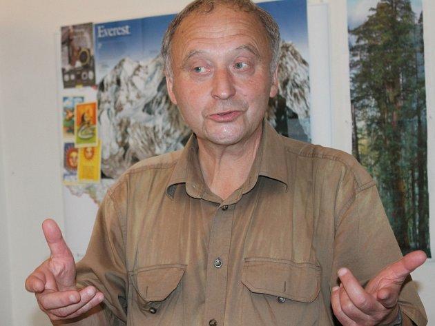 Na pět set dvacet filmových plakátů věnoval Jihomoravskému muzeu ve Znojmě Jan Kozdas. Výstava je nyní k vidění do třiadvacátého srpna.