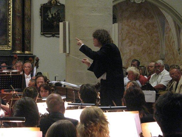 Zahajovací koncert festivalu In Vino Vivaldi