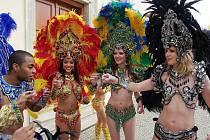 Majáles zpestřil Karneval v ulicích