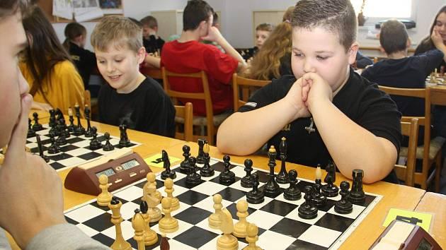 Šachový Optika Medek Open ovládli přespolní účastníci