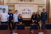 Žáci z Marešky uspěli se svým Retro dnem v Praze.