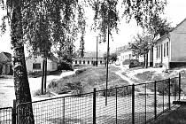 V malé vesničce na Moravskokrumlovsku chybí škola i školka, zato zde působí fungující zemědělský závod na pěstování ovocných stromů.