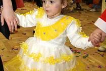 Dětský karneval v Hodonicích.
