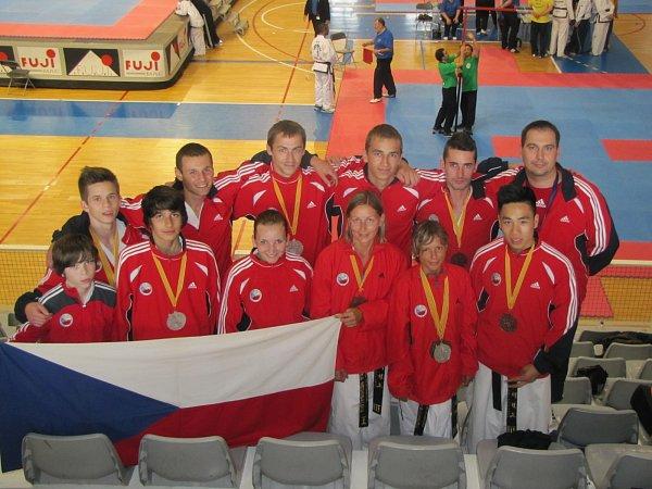 Znojemští taekwondisté uspěli na mistrovství Evropy vBarceloně.