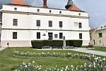 Státní okresní archiv sídlí na Divišově náměstí  ve Znojmě.