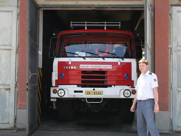 Znojemští profesionální hasiči pracují v nevyhovující budově ze sedmdesátých let.
