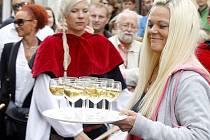 Znojemské historické vinobraní.
