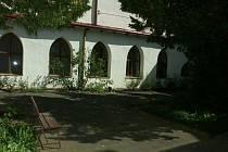 Znojemský klášter Dominikánů.