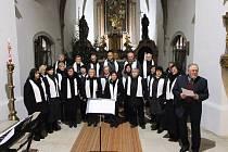 Tříkrálový koncert v Moravském Krumlově.