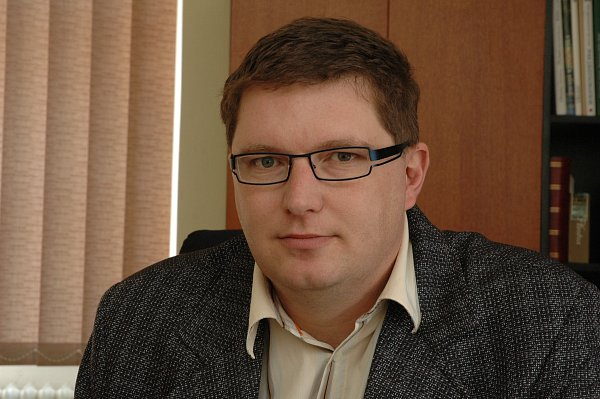 Tomáš Třetina.