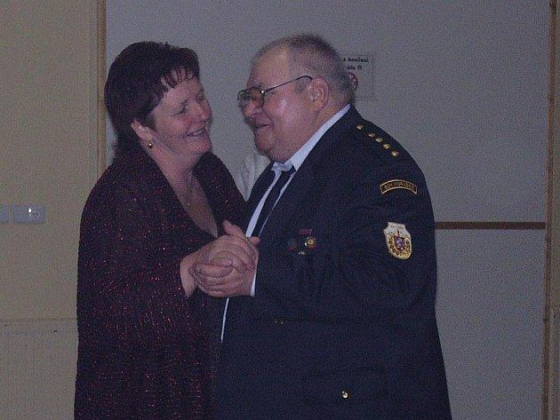Dobrovolní hasiči z Morašic