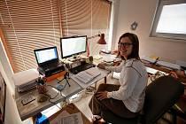 Online výuka, ilustrační foto