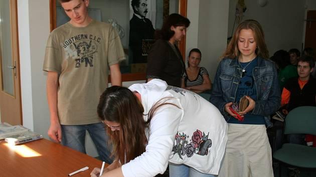 Týden knihoven ve Znojmě