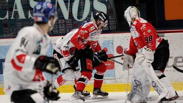 Orli podruhé porazili Innsbruck. Poskočili na třetí postupovou příčku