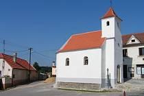 Kaple v Kravsku