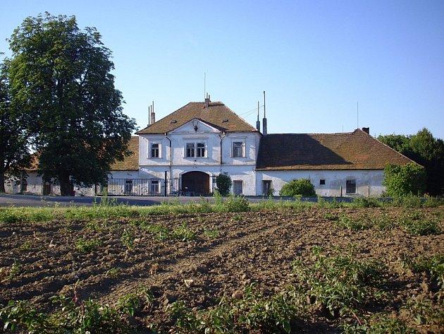 Lovecký zámek Mitrov