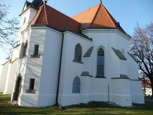 Kostel ve Višňové