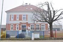 Suchohrdly u Miroslavi, základní a mateřská škola