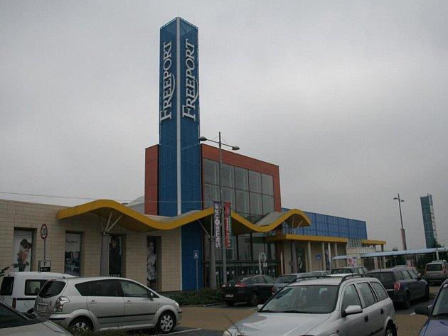 Sídlo společnosti Freeport Leisure.