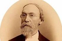 Historik, muzejník a archeolog Moritz Trapp.