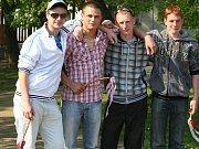 Na Velikonoční pondělí vyrazili do ulic mladí i starší šlahači.