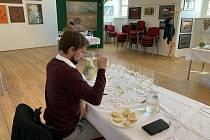 Komisaři vybrali dvaačtyřicet nových vín značky VOC Znojmo.
