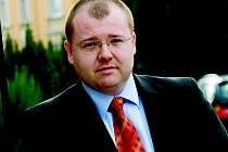 Generální ředitel a člen představenstva společnosti Pegas Nonwovens František Řezáč.
