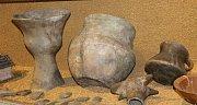 Ve znojemském muzeu v roce 2016 vytvořili moderní archeologickou expozici.