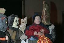 Strach do Bantic přináší zvyk z Valašska