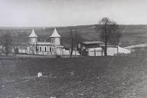 Znojemský velodrom, okolo 1896