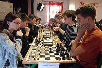 Šachový turnaj na Přímce.