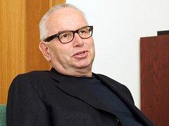 Bývalý znojemský tajemník Vladimír Krejčíř.