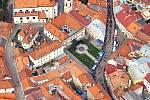 ILUSTRAČNÍ FOTO: Divišovo náměstí ve Znojmě.