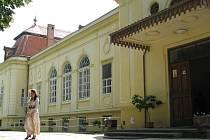 Den otevřených dveří zahájil letní sezonu na Emině zámku v Hrušovanech nad Jevišovkou