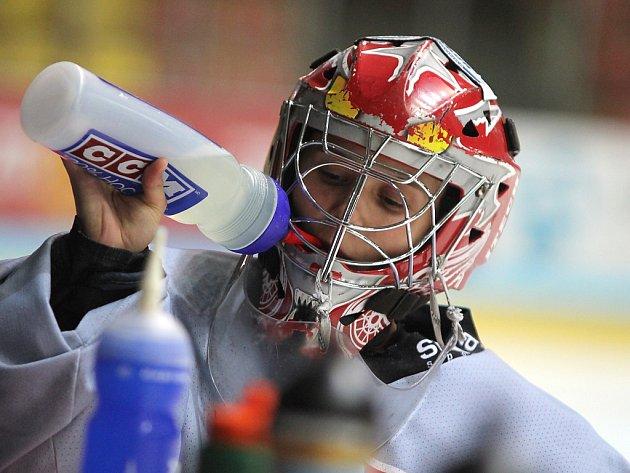 České hokejistky absolvovaly první trénink ve Znojmě.