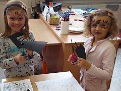 Děti navštěvující družinu při základní škole ve znojemské ulici Mládeže zažily kreativní odpoledne.