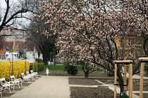 Znojemský Jubilejní park přivítá návštěvníky v novém hávu. Rekonstrukce ho přiblížila původní prvorepublikové podobě.