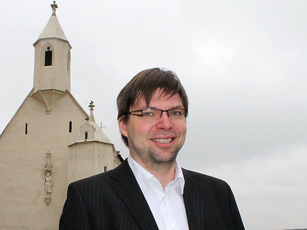 Odborník na cestovní ruch a marketing Pavel Kovařík.